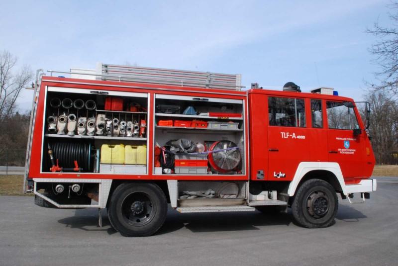 Auto Pompieri