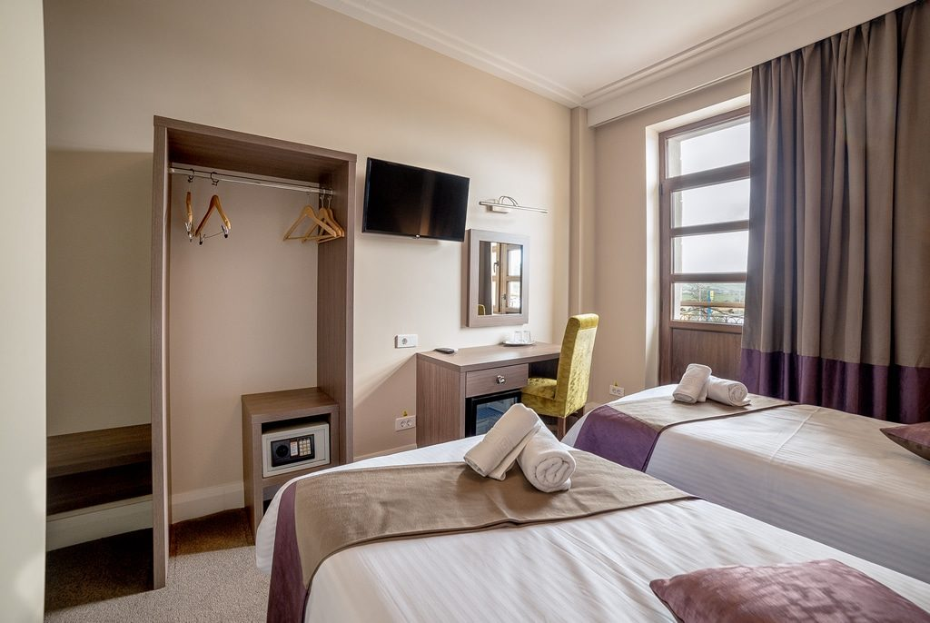 Camere Frontier Hotel