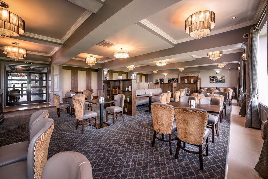 Restaurant Frontier Hotel Siret